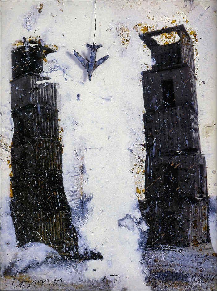 anselm kiefer: i sette palazzi celesti | minimal exposition