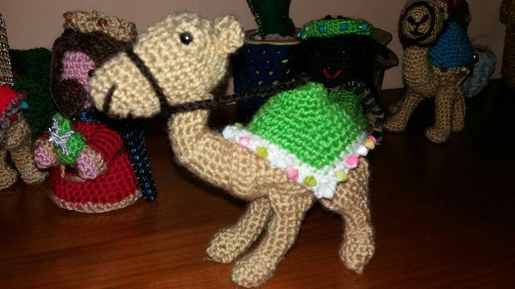 #camello #amigurumi #crochet #belen #navidad #ganchillo
