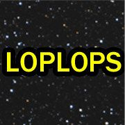 I got Loplops! What Is Your Space Alien Name?