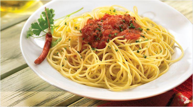 Prepara una fácil salsa arrabiata para pasta en solo 30 minutios