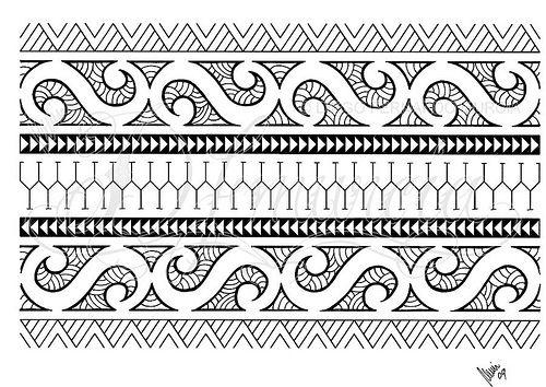 Maori Pattern 3 | Flickr - Photo Sharing!