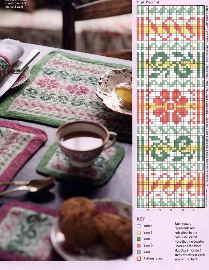 531 best Knitting / Fair Isle images on Pinterest | Wool ...