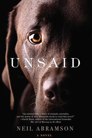Unsaid by Neil Abramson | 51 Books All Animal Lovers Should Read