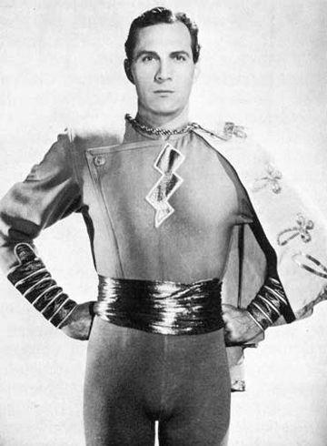 Captain Marvel (1941)  Captain Marvel (Tom Tyler)
