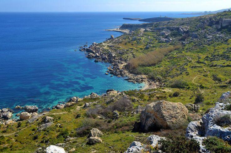 8 praias da ilha de Malta que você nunca ouviu falar mas deveria