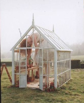 Always a genius // The Terrier and Lobster: Tim Walker for Albion, FW09/10