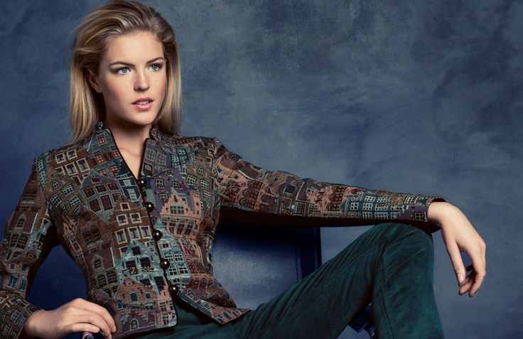 KRISS Fall Collection 2014. Classic KRISS jacket