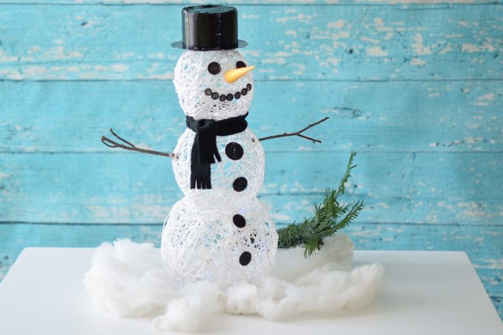 snowman home decoration