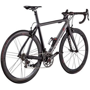 De Rosa King RS Di2 2012 - Stealth is sexy! http://ow.ly/8WvPF