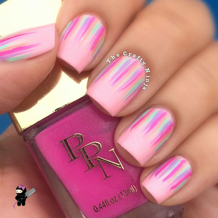 39 best Waterfall Nail Art images on Pinterest | Cute nails, Nail ...