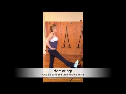 Thrive Pilates Easy 10 Minute Full Body Stretch Routine - YouTube