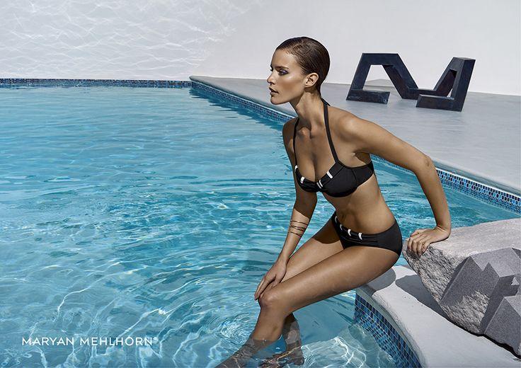 #MaryanMehlhorn Spring Summer collection 2016 #beachwear #costumidabagno #beachfashion #beachstyle #bikini #modamare #fashion #ss16