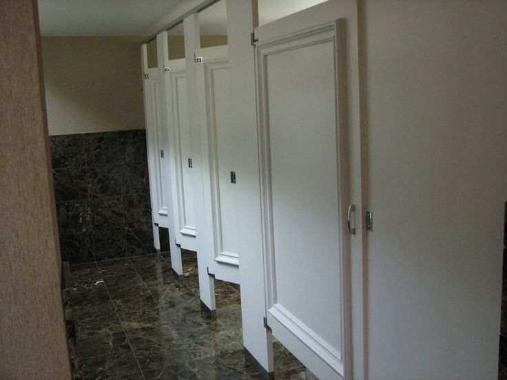 Bathroom Stall Partitions