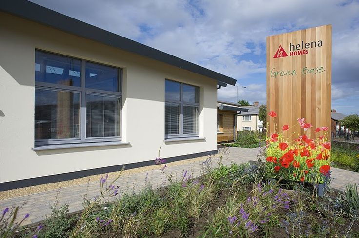 Our 1st Passivhaus installation in 2011