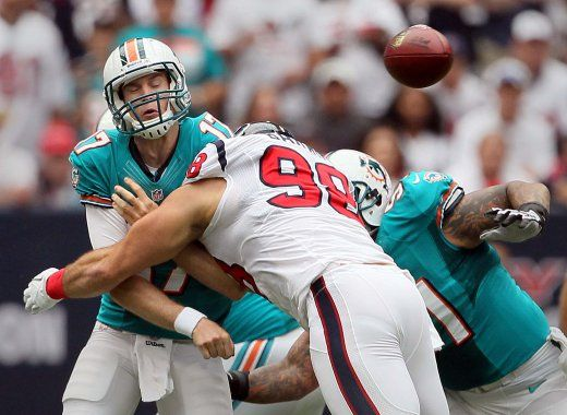 Early look at the Miami Dolphins' 2015 schedule.