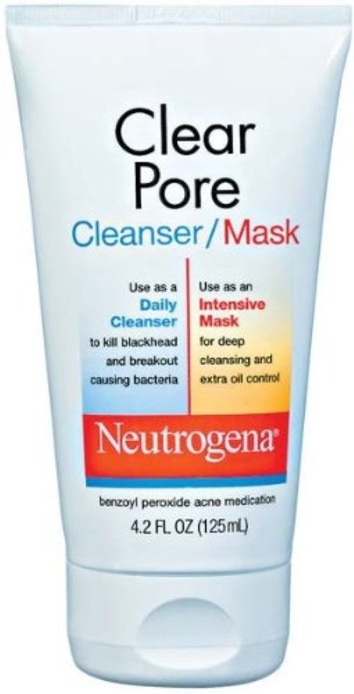 I use this mask twice a week for a calming mint sensation for my oily skin!