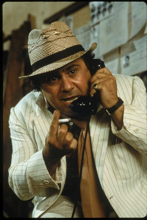 Danny DEVITO (b. 1944) [] Notable Films Part 1, 1970s & 80s: Romancing the Stone (1984); The Jewel of the Nile (1985); One Flew Over the Cuckoo's Nest (1975); Ruthless People (1986); Throw Momma From the Train (1987); Tin Men (1987); Twins (1988); The War of the Roses (1989)...