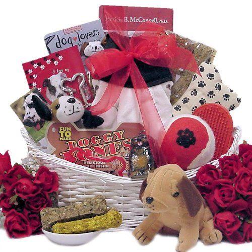 54 best Pet Gift Baskets... images on Pinterest | Gift baskets ...