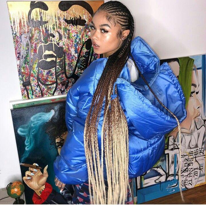 India Westbrooks Hair Styles African Braids Hairstyles African Braids Styles