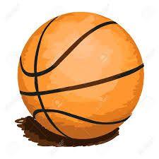 Resultado de imagen para balon de baloncesto dibujo