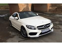 Cultured C-Class Coupe a Feast to the Senses