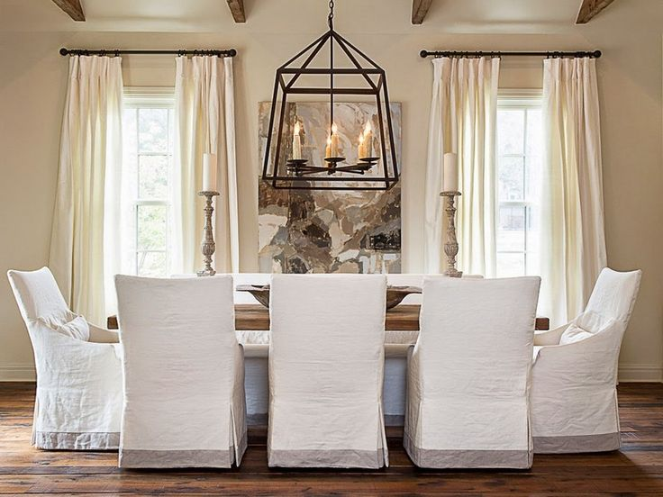 Slipcovered Dining Chairs 25+ best slipcovers for dining chairs ideas on pinterest
