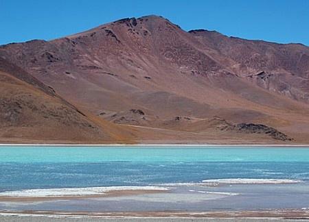 Cerro Galan, Argentina