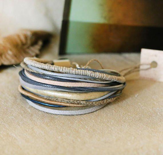 Boho bracelet Hippie bracelet Colorful bracelet Yoga bracelet