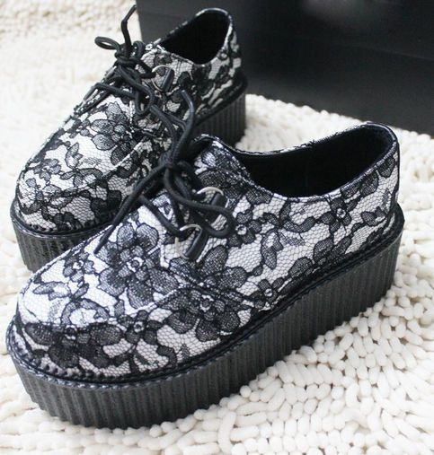 Lace Creepers @Kris S~