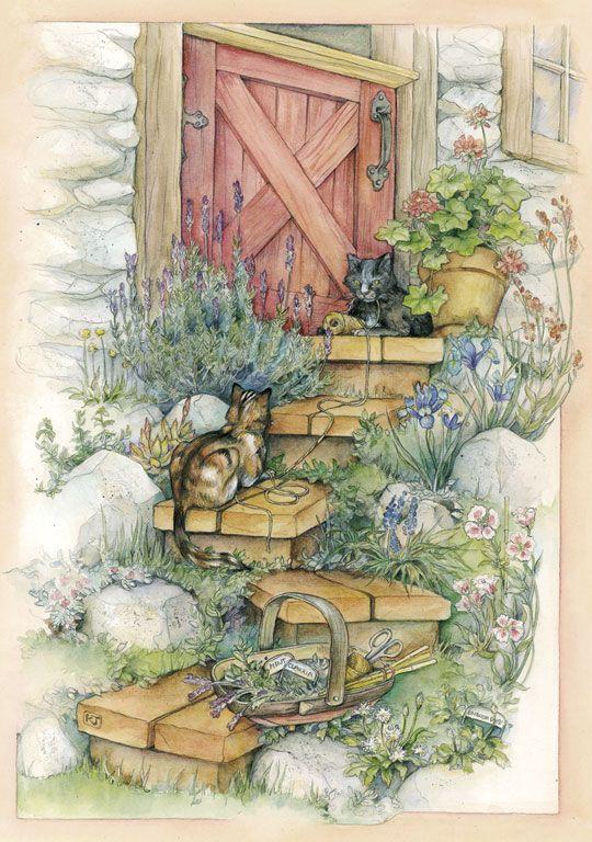Gardener's Helpers - Kim Jacobs