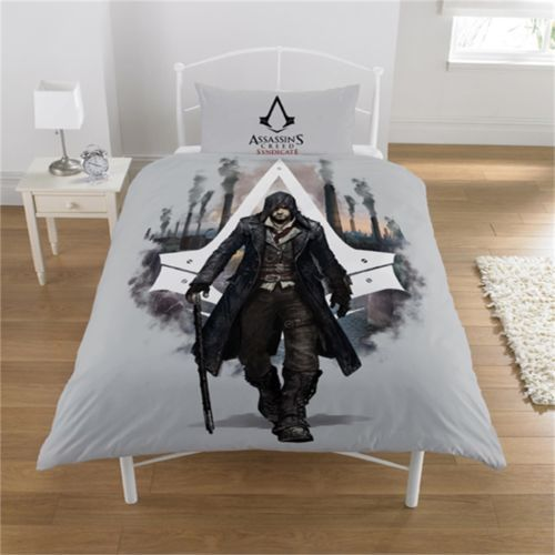 Assassins Creed Sindicato Edredon Individual Duvet Sets Assassins Creed Single Duvet