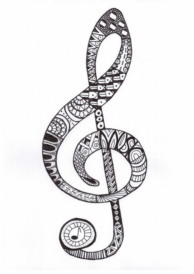 Musik Musik Illustration Musikkunst Musik