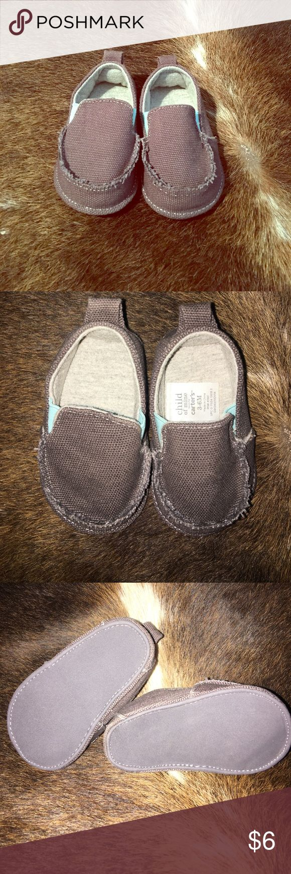 Carter baby shoes Brand new never used carter shoes for 3-6 months Carter's Shoes Baby & Walker