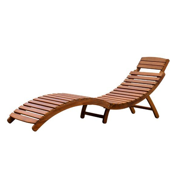 The Curved Folding Chaise Lounge Is The Definition Of Waterside Relaxation Come Summer Folds In Half Chaise Lounger Outdoor Chaise Lounge Lounge Chair Outdoor