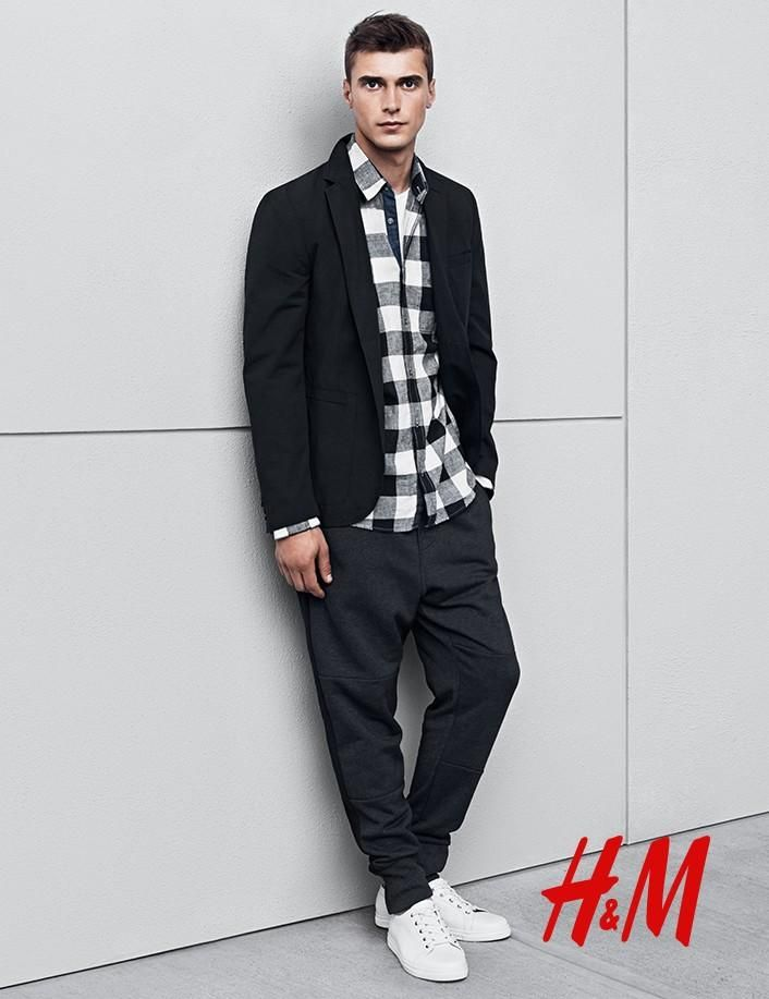H&M - H&M Fall 2014 with Edita and Clement