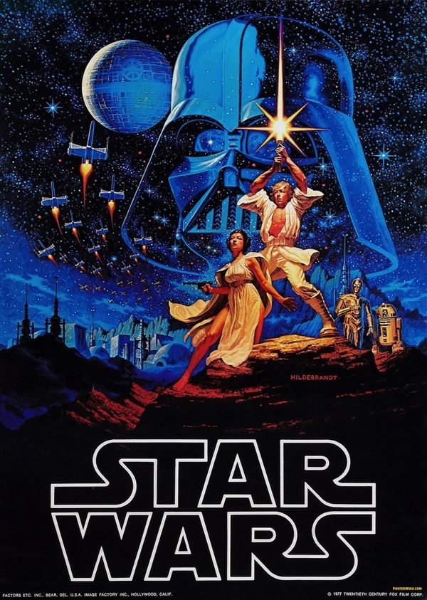 Rare Vintage Star Wars Movie Posters You've Never Seen