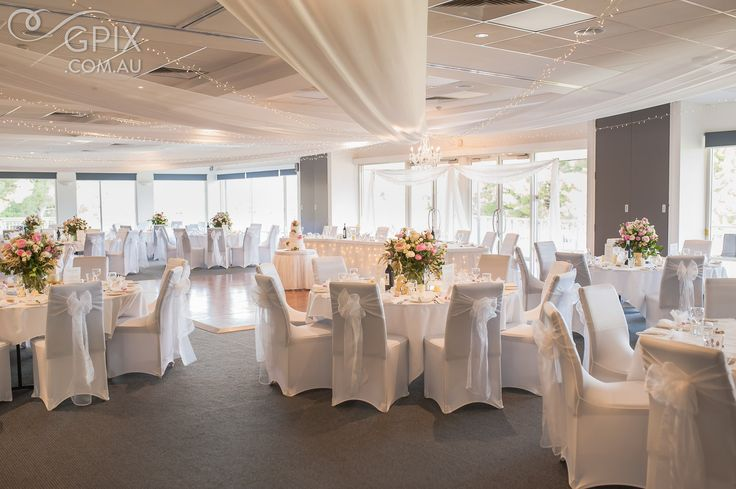 Imagine your Wedding Reception Glenelg Golf Club