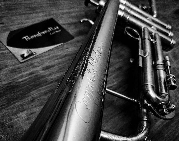 """74 Me gusta, 3 comentarios - Miguel Tiendastoreplay Luthier (@tiendastoreplay) en Instagram: """"Restauración Conn Connstellation.  #conn #connstellation  www.instagram.com/TiendaStorePlay…"""""""