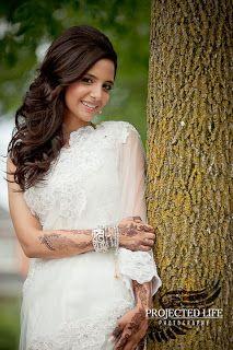 A arte de ser Noiva: Casamento indiano o vestido . Sari India Weeding decor and dress