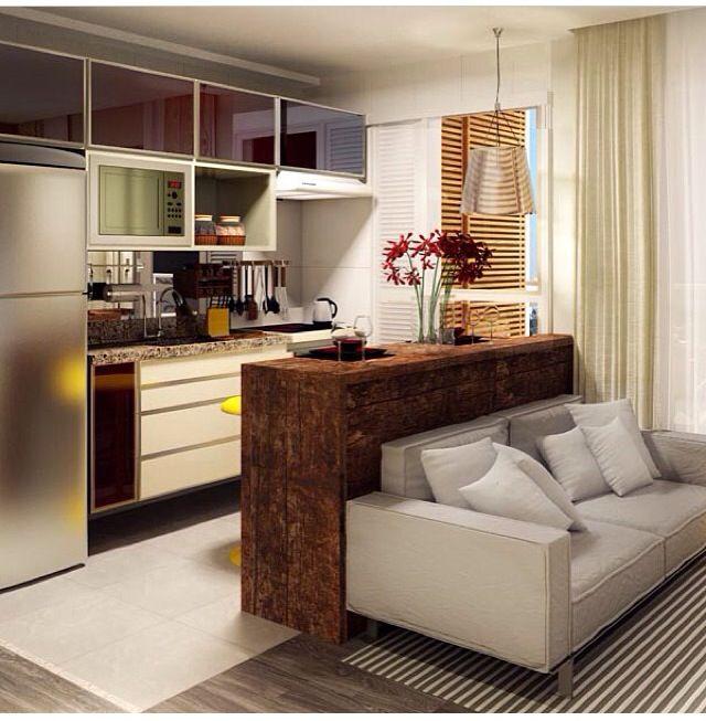 Small Studio Apartment Kitchen Ideas: Best 25+ Small Apartment Kitchen Ideas On Pinterest