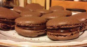 Francia csokoládés macaron | APRÓSÉF.HU - receptek képekkel