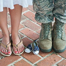 Military Wife and Expectant Mom...♥ pic