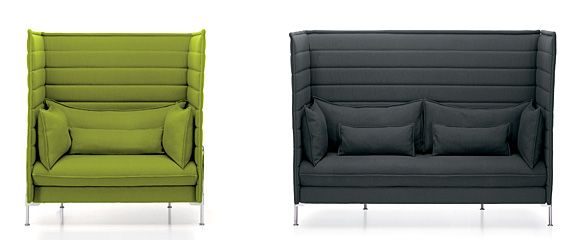 Alcove Highback Sofa, on Designer Pages