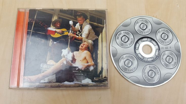 #Blink 182 dude #ranch #album cd a2,  View more on the LINK: 	http://www.zeppy.io/product/gb/2/302165282312/