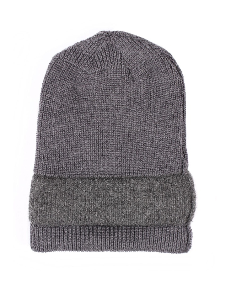 Workwear Beanie - Smoke - Jewellery, Scarves and Hats - Accessories