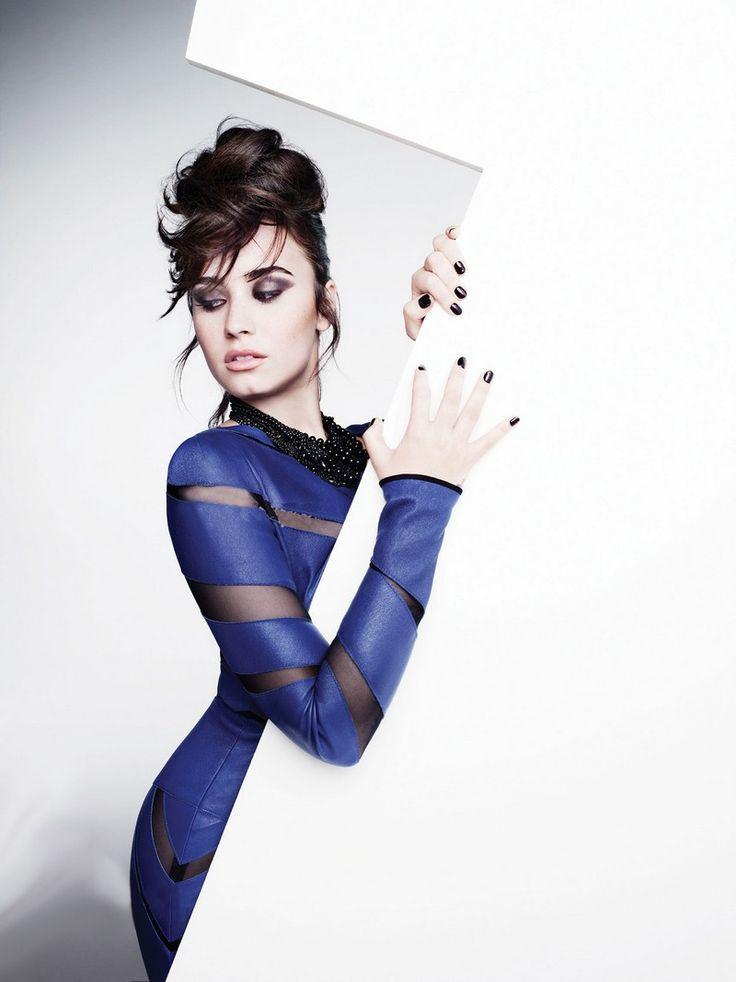 Demi Lovato - 2013 DEMI Album Photoshoot