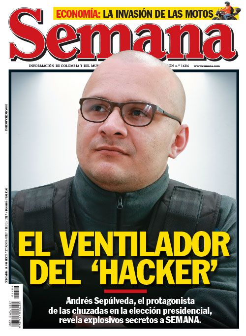 El ventilador del hacker, Nación - Edición Impresa Semana.com - Últimas Noticias