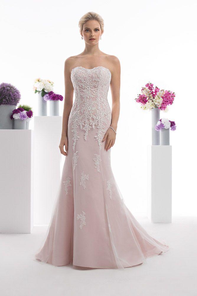 16 best vestido images on Pinterest | Short wedding gowns, Wedding ...