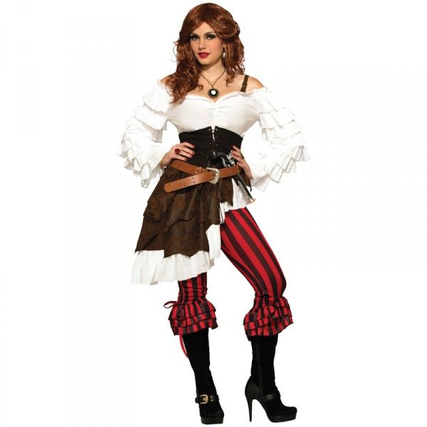 Costume pirate femme , Deguise People