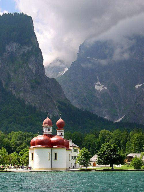 Koenigsee, Bavaria